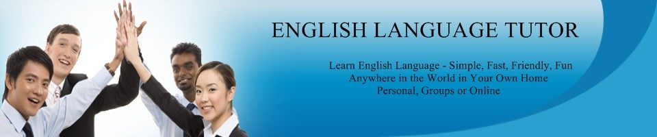 English Language Teacher